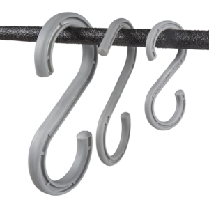 S-hooks for cables