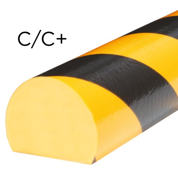 Overflade-beskyttelses-bumper-type-C-og-C+Surface-protection-bumper