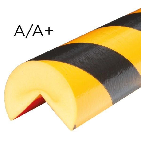 Bumper hjørne beskyttelse type A og A+.