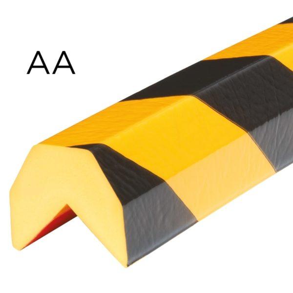 Bumper hjørne beskyttelse type AA.