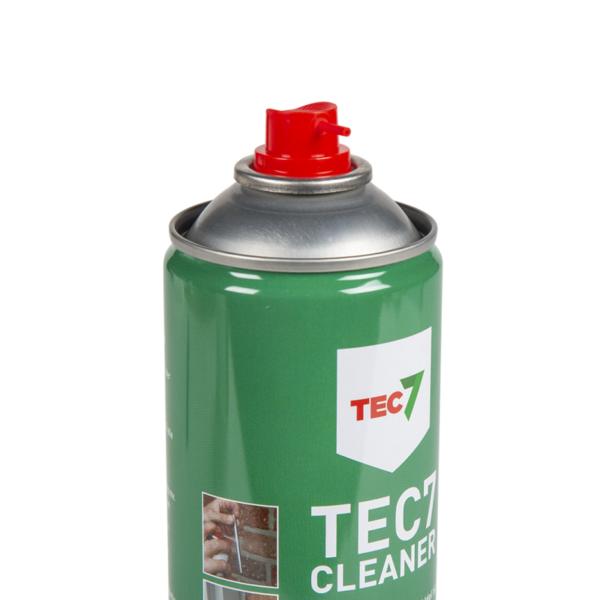 TEC7 cleaner top.