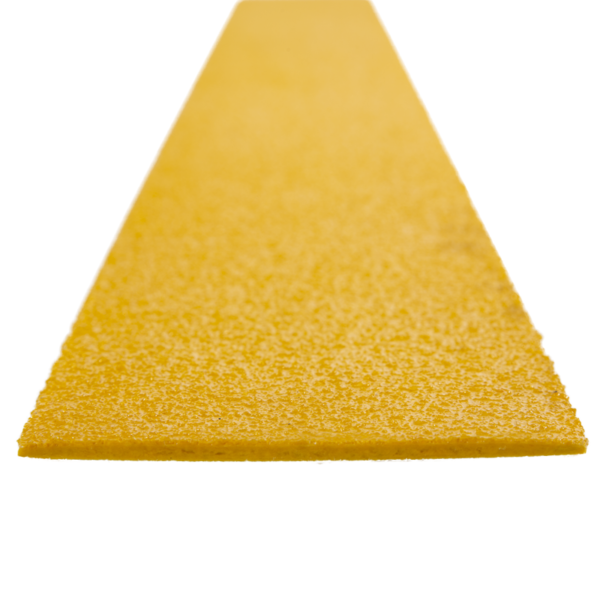 Escape marker in yellow, size 100mmx1200mm.