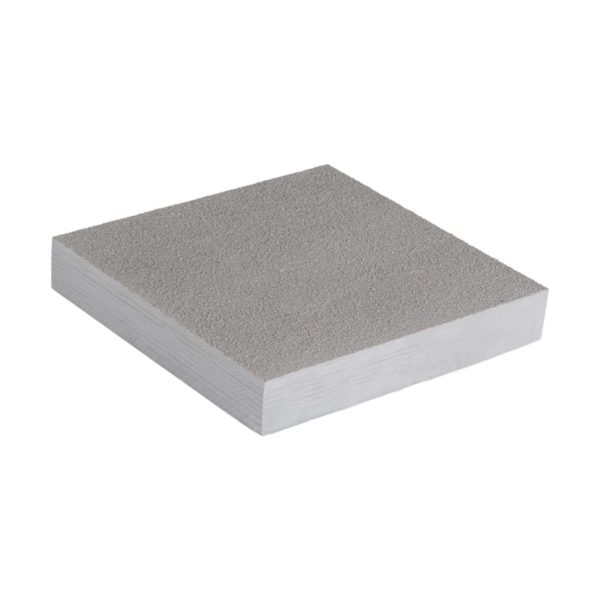 Closed glassfibre grating in grey, size 3017x1000mm-h41mm.