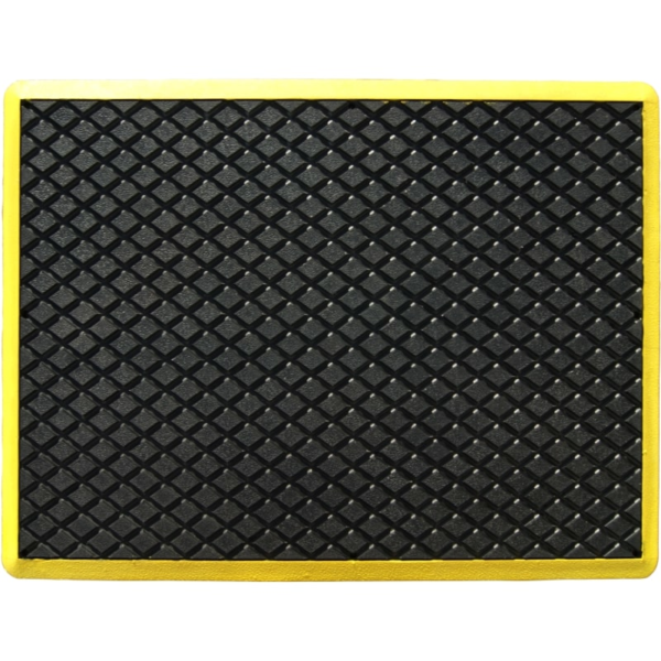 Ergonomic industry mat of 600x900mm.