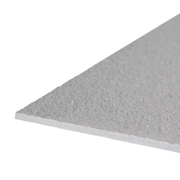 Skridsikker plade i grå på 1200mmx2000mm.