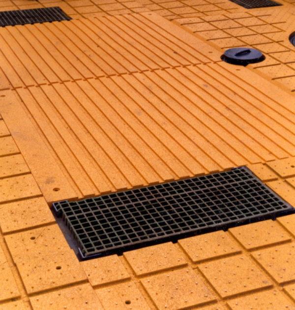 Setback mat produkt pipe rack empty